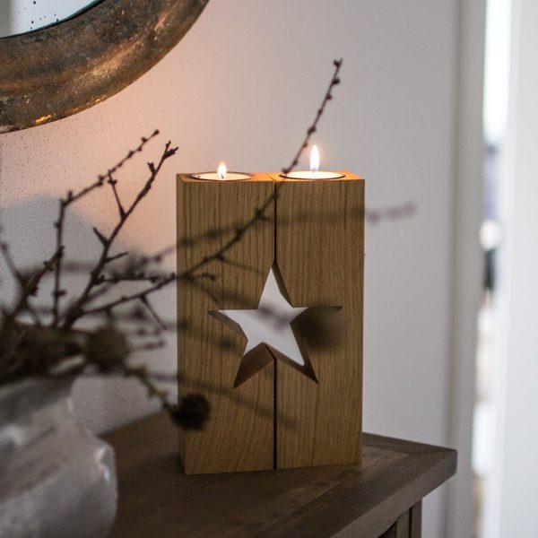 Weihnachtszeit - Sternenzeit
