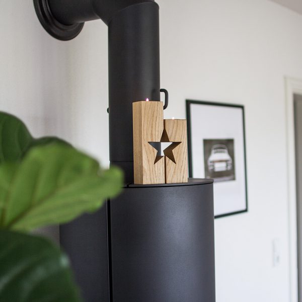 Holzdeko perfekt als Deko für Restaurants