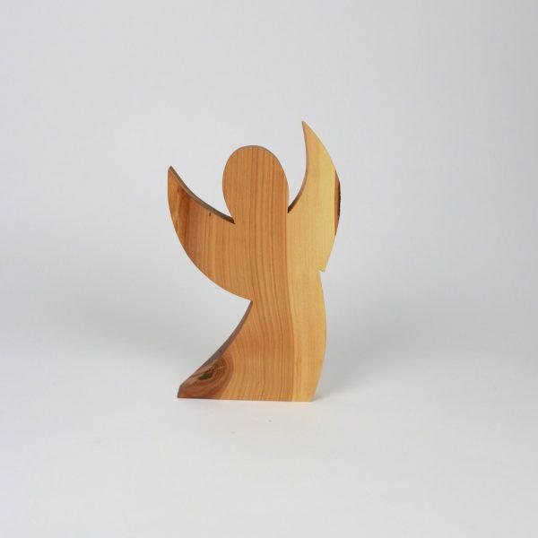 Holzdeko als Geschenk für Weihnachten