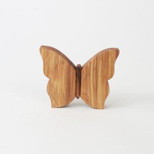 natürliche Deko aus Holz