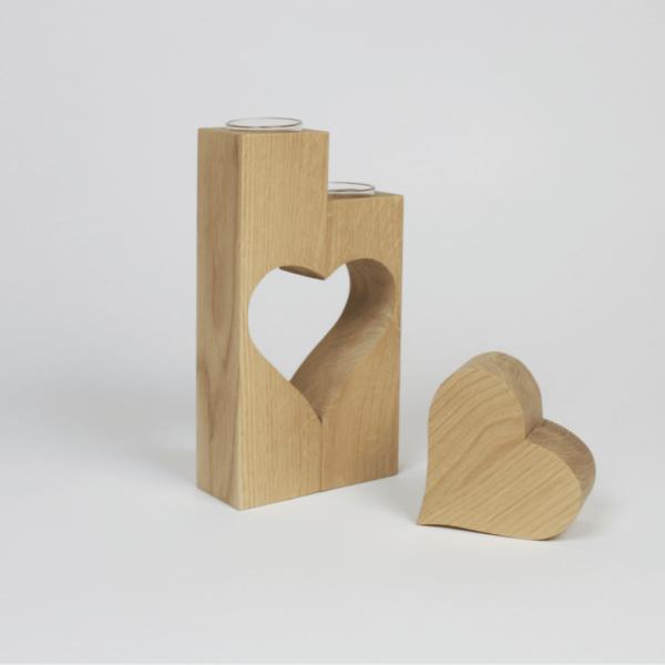 Geschenke aus Holz zum Muttertag