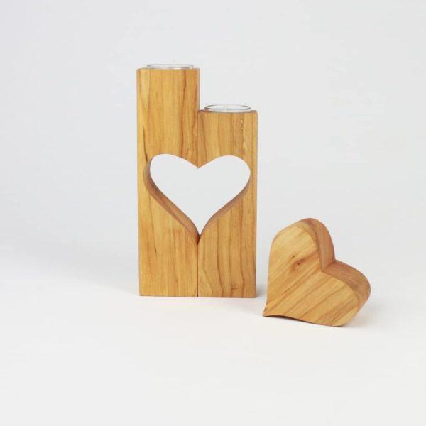 Geschenke zur Hochzeit - Geschenke aus Holz