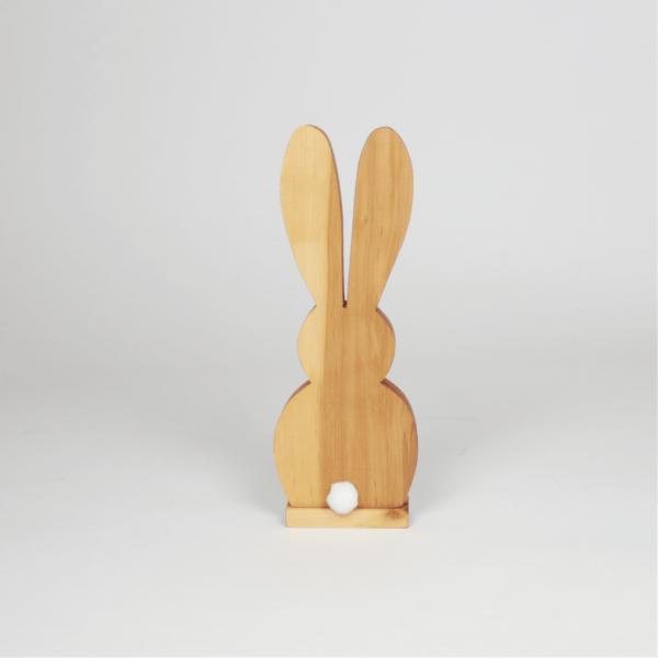 Ostergeschenke aus Holz - Hase