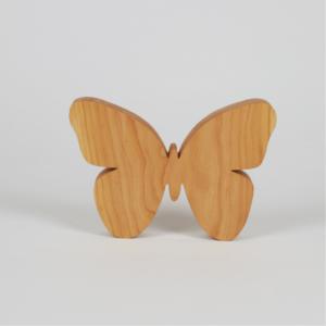 Schmetterling aus Holz zum Dekorieren oder Verschenken