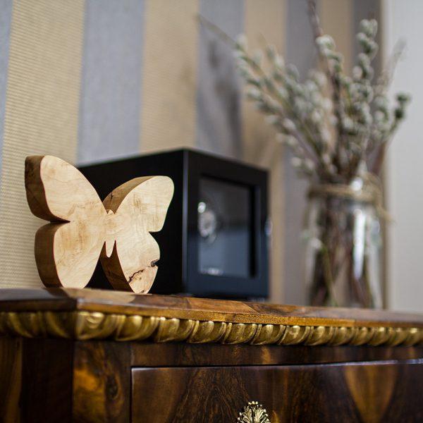 Schmetterlingsdekoration