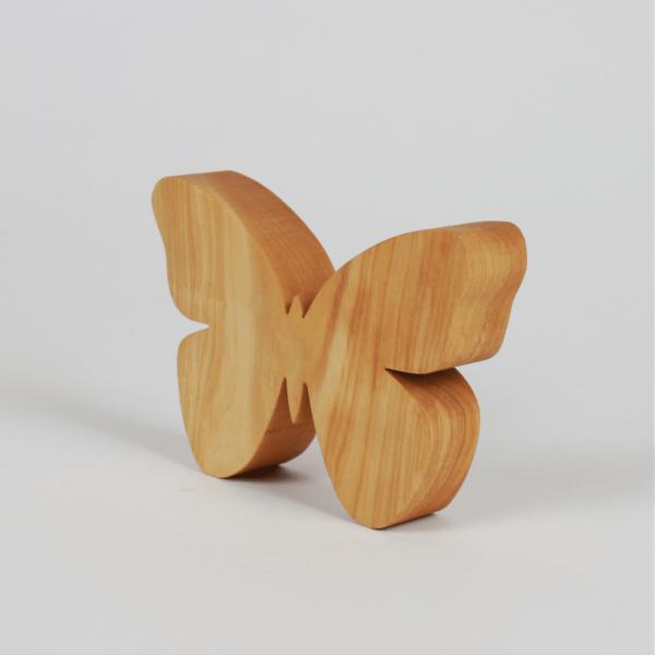 Holzschmetterling zum Verschenken