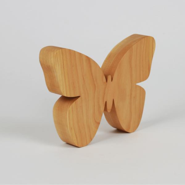 Holzdeko Schmetterling Hoteldekoration
