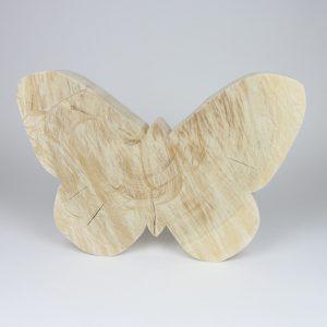 Schmetterling aus Holz
