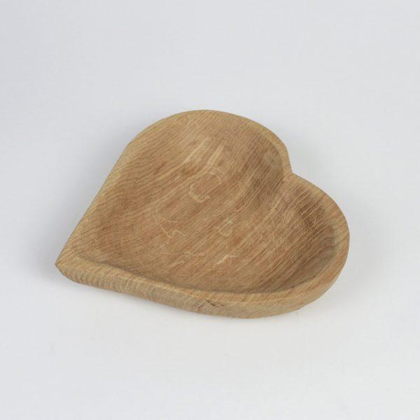 Herz-Deko Herzschale dekorieren