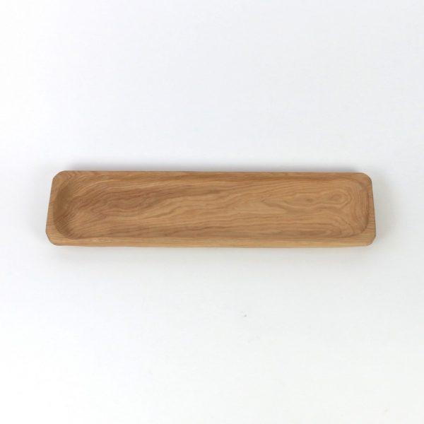 Holzschale zum Dekorieren
