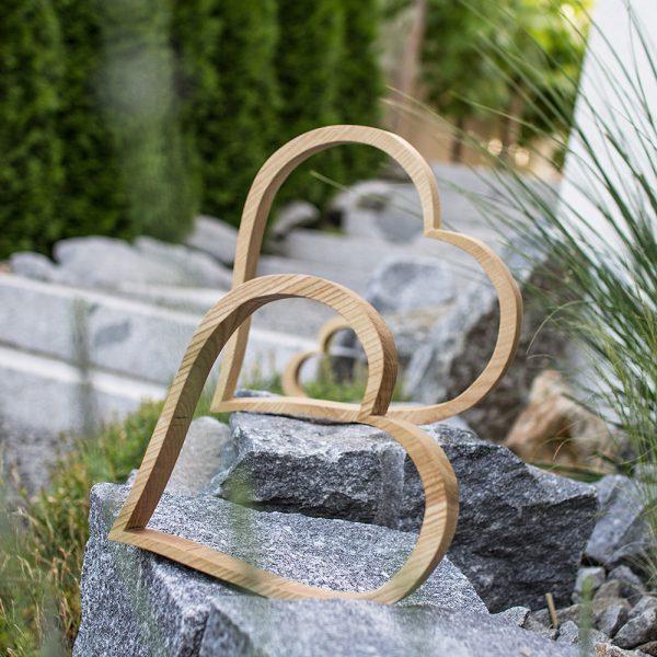 Dekoidee für den Steingarten