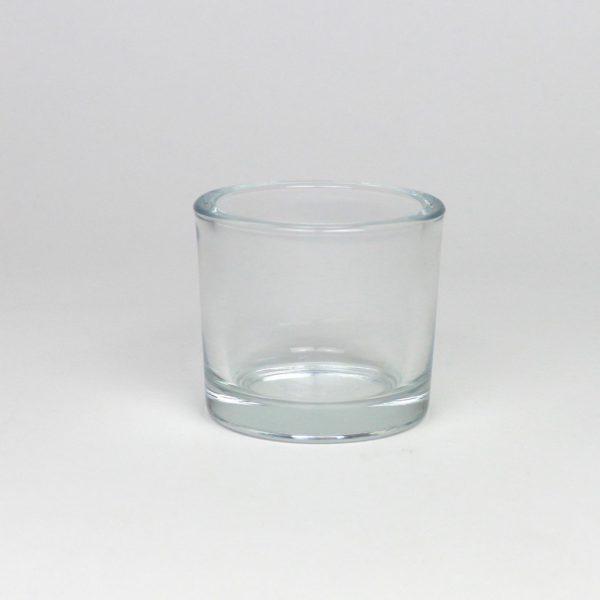Glas für Holzschalen