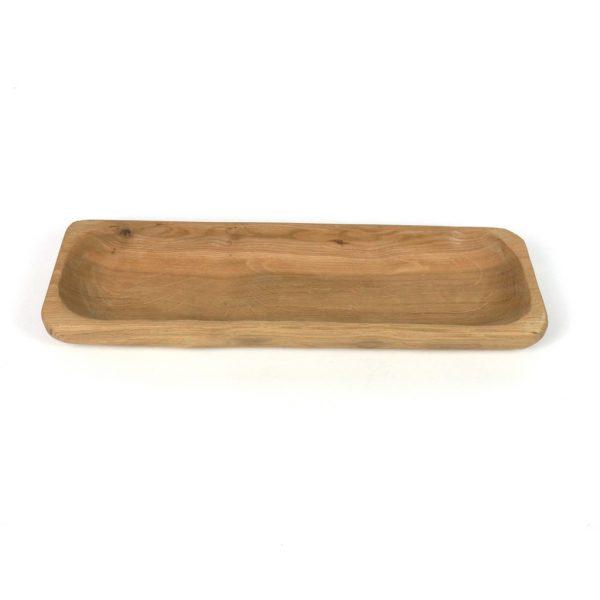 Dekoschale aus Holz - Dekoidee