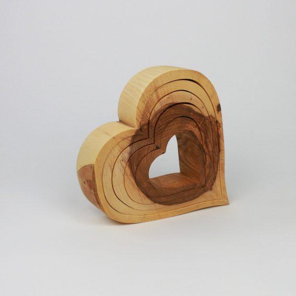 Geschenkidee aus Holz - auch Gravur möglich