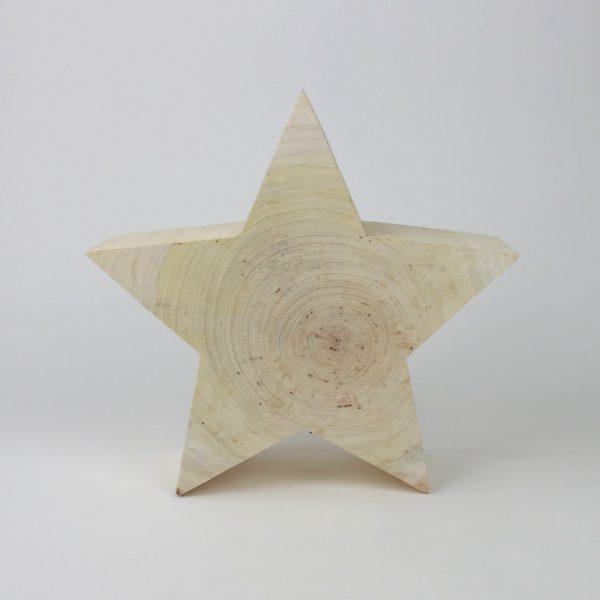 schöner Stern zum Dekorieren für Draußen