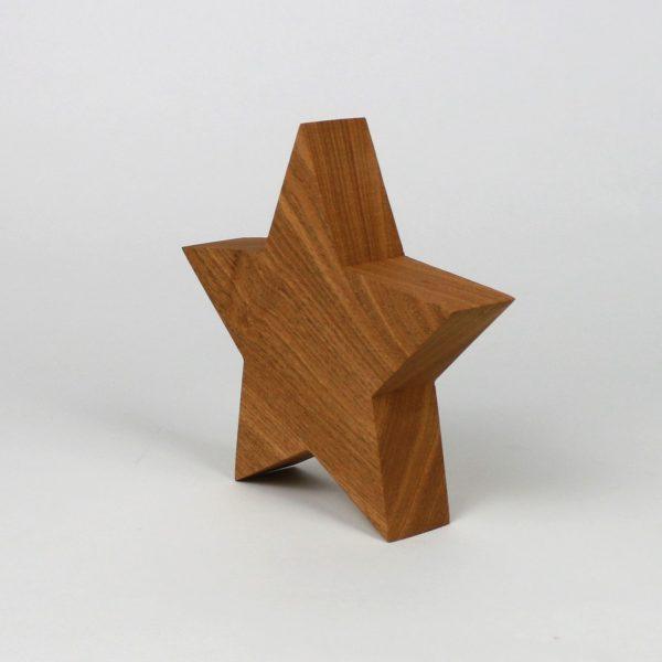 Holzsterne - die perfekte Geschenkidee