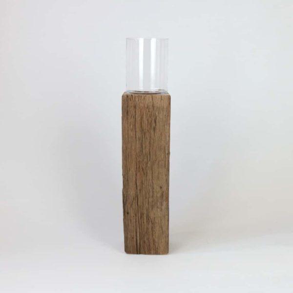 Altholzsäulen Holzdekosäulen