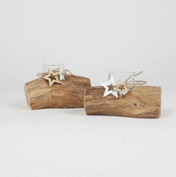 Treibholzdeko Weihnachtsdeko Geschenke aus Holz