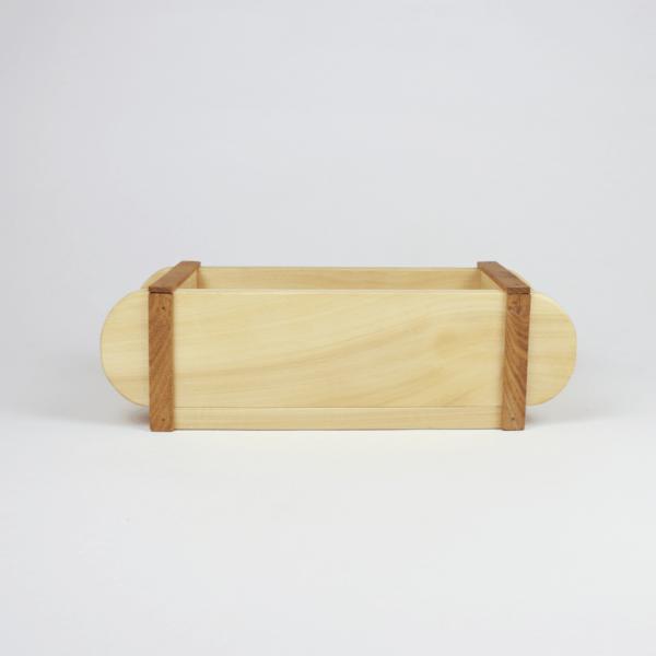 Dekokasten aus Holz