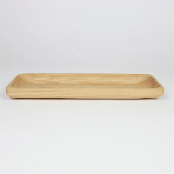 Holzschale die perfekte Geschenkidee - Holzdeko Tischdeko